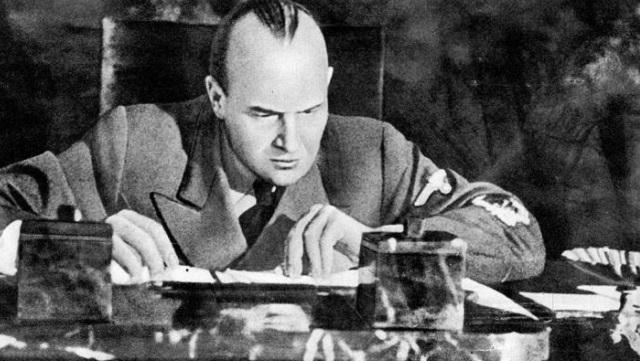 Hans Frank, el temido Gobernador General de Polonia
