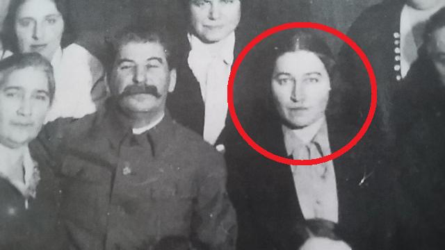 El caso de Polina Zhemchúshina, la esposa de Molotov