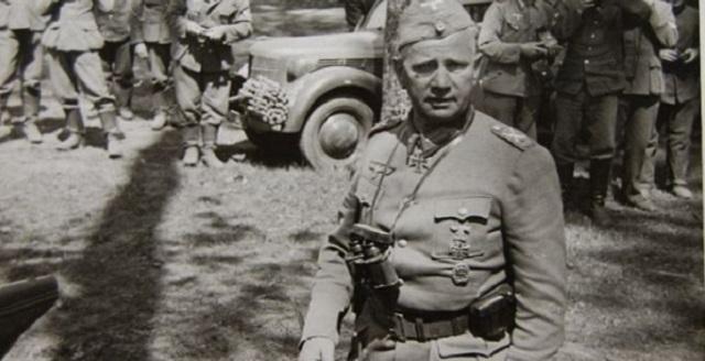 Walter von Reichenau, el mariscal responsable de Babi  Yar