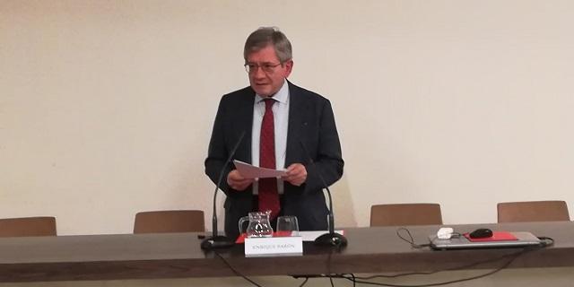 ¡Escucha, Sefarad!: Enrique Barón en las Jornadas Sefardíes en La Rioja