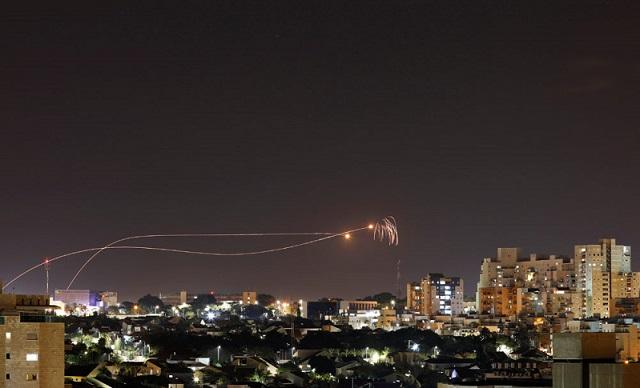¿De dónde salen los misiles disparados desde Gaza?