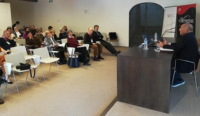 """""""La educación entre los sefardíes de Marruecos"""", con Jacobo Israel (San Millán de la Cogolla, 5/11/2019)"""