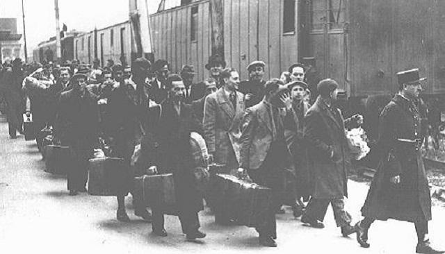 Sefardíes: los olvidados de Auschwitz, con Michel Azaria