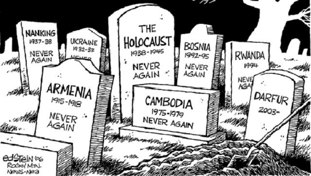 Genocides in History, with Prof. Hernando Valencia Villa