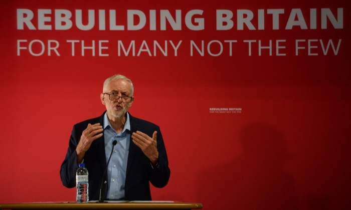 El antisemitismo que arrastra Jeremy Corbyn