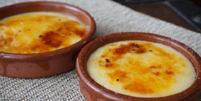 En Janucá: pollo al vino y crema tostada de coco