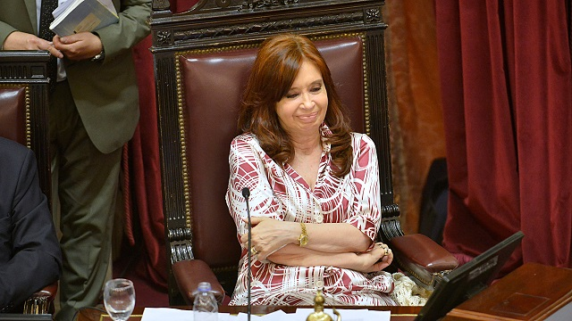 Kirchner…volvió en Janucá