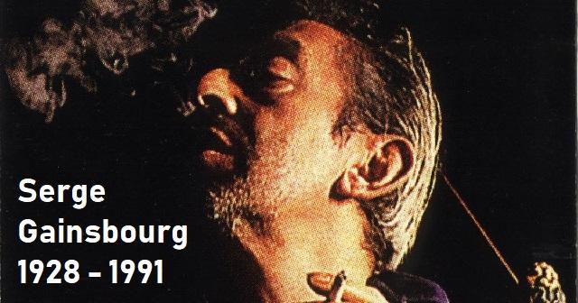 Homenaje a Serge Gainsbourg