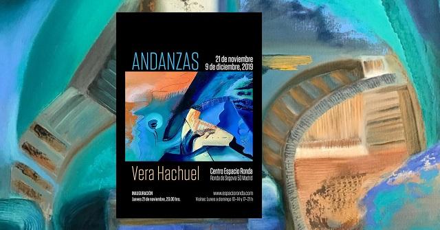 """""""Andanzas"""", con su autora Vera Hachuel Suissa"""