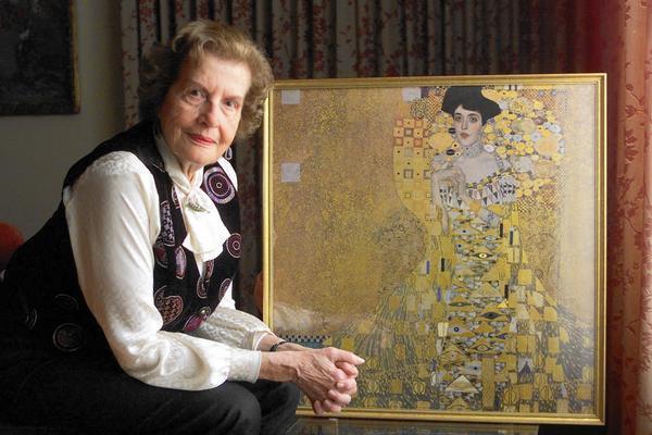 """""""Lady in gold"""", el libro. """"Placer femenino"""", la película"""