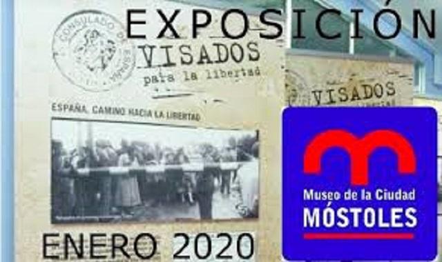 """""""Visados para la libertad. Diplomáticos españoles ante el Holocausto"""", en Móstoles"""