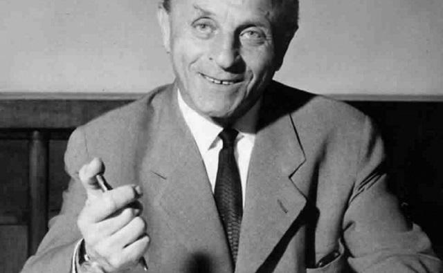 Ladislao José Biro, el inventor del bolígrafo