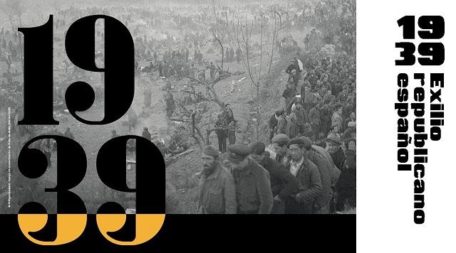 """La exposición """"1939, exilio republicano español"""", con Concha Díaz Berzosa"""