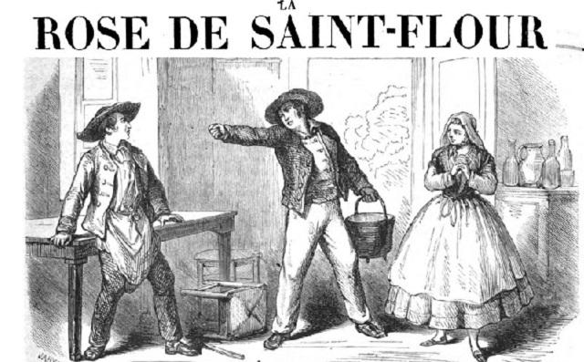 La Rose de Saint Flour