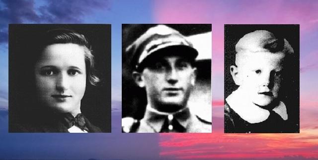 En nuestra memoria: Channah  Mazansky-Zaidel,    Bernard (Green) Greenspan  y Henry Maslowicz
