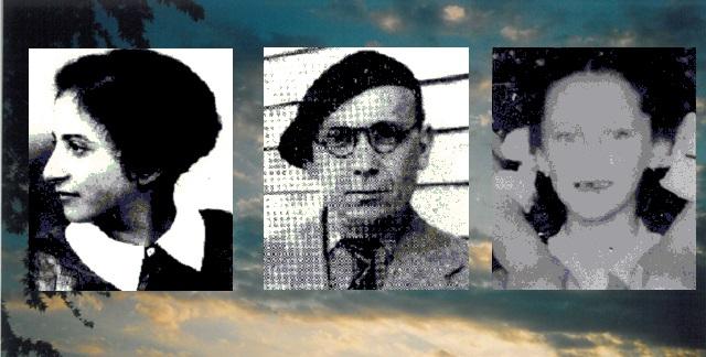 En nuestra memoria: Eva Brigitte Marum, Israel Cendorf y Zuzana Gruenberger