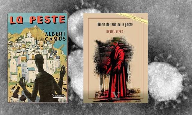 """""""La literatura y las epidemias"""", con  Albert Sabanoglu. 1ª Parte"""
