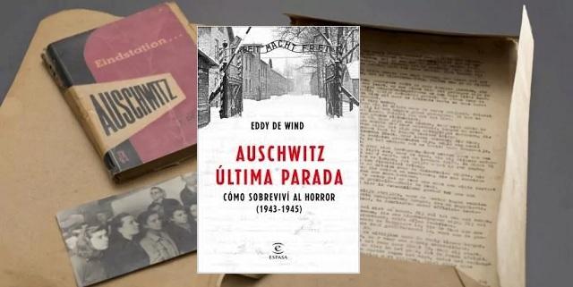 """""""Auschwitz, última parada"""", de Eddy de Wind"""