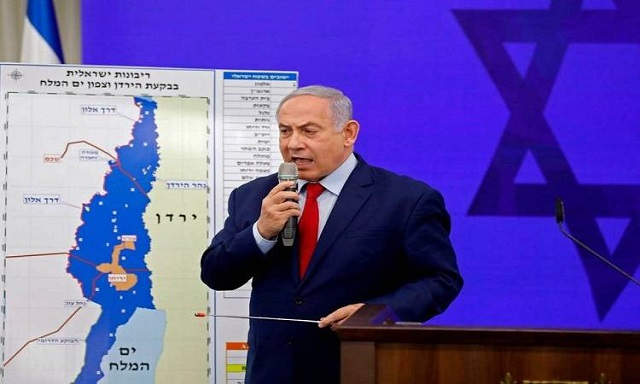 Contexto del plan de anexión de Cisjordania
