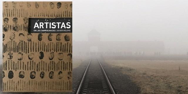 """""""Artistas en los campos nazis"""", con su autor Javier Molins"""
