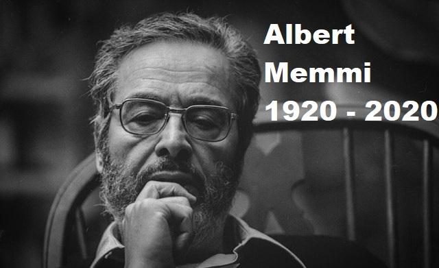 "Retrato del judío Albert Memmi Z""L"