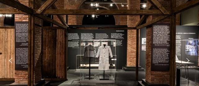Musealia's Auschwitz Exhibition Receives Prestigious European Awards