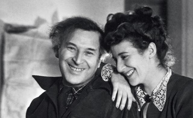 Bella Rosenfeld Chagall: esposa del gran pintor Marc
