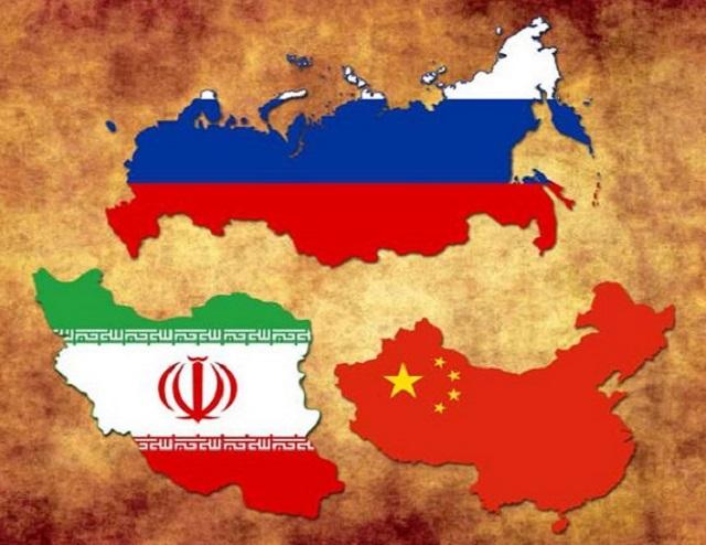 Nuevos acuerdos entre China y Rusia con Irán