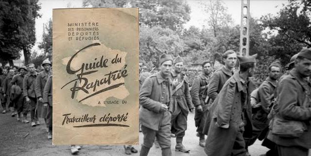 """""""Guide du rapatrié à lusage du prisonnier de guerre"""""""