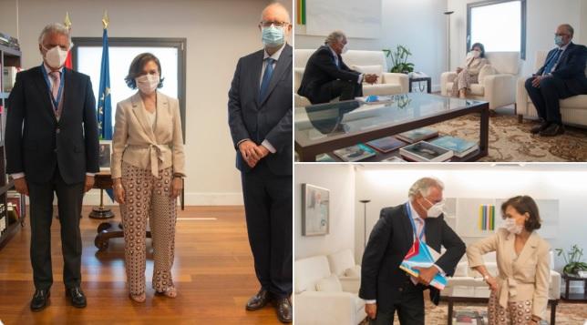 La adhesión de España a la definición de antisemitismo de la Alianza Internacional para la Memoria del Holocausto (IHRA), con Isaac Benzaquen