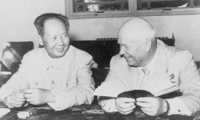 La ruptura sino-soviética