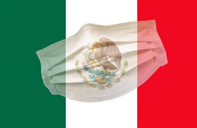 Evolución de la pandemia en México