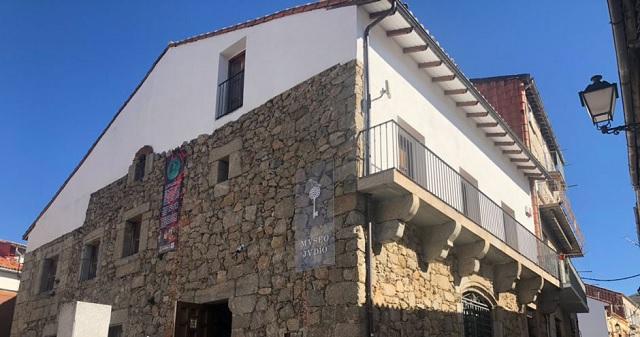 El museo judío de Béjar este verano