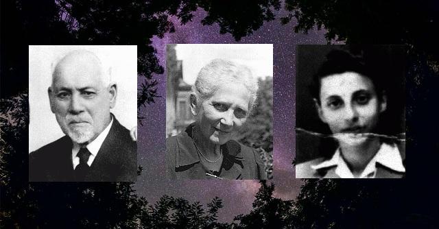 En nuestra memoria Jacob Gamper,  Bertha Wolffberg Gottschalk y Alice Lok