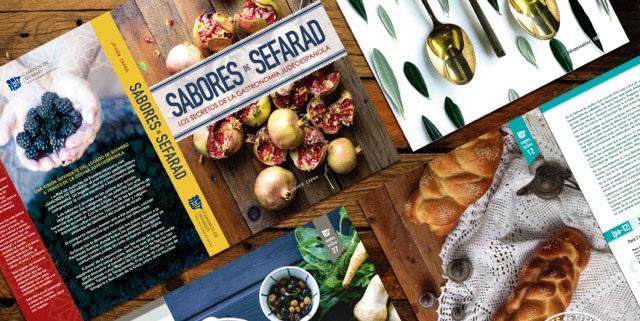 """""""Sabores de Sefarad"""", con su autor Javier Zafra"""