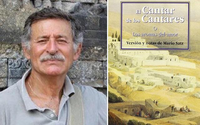 """""""El Cantar de los Cantares o los aromas del amor"""", de Mario Satz"""