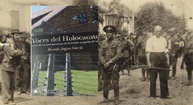 """""""Voces del Holocausto"""", con su autor Ricardo Angoso"""