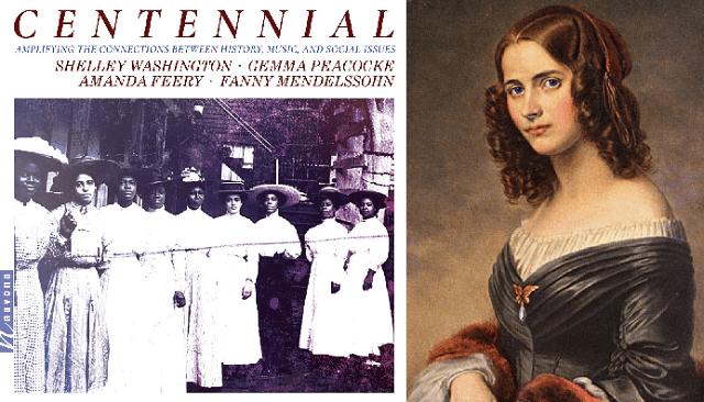 El Trío de Fanny Mendelssohn para celebrar el centenario estadounidense del voto femenino