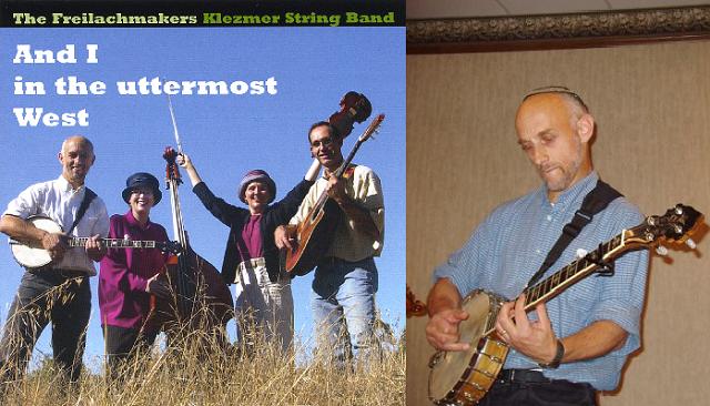 Fusión country con The Freilachmakers Klezmer String Band
