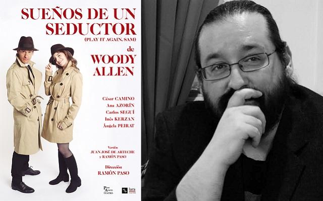 Ramón Paso, dramaturgo, nos ilumina un verano diferente
