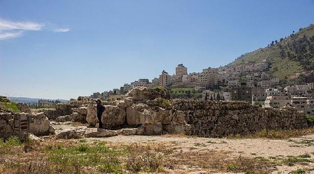 Siquem (2ª parte): ciudad  bíblica rica en arqueología