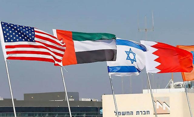Los medios ignoran los acuerdos con Israel porque los rechazan