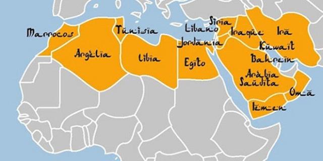 Los estados árabes que perdieron el tren a Israel