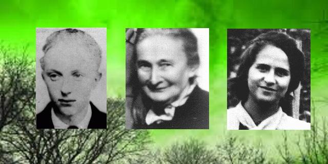 En nuestra memoria Thomas Elek, Bella Judelowitz e Ita Grynbaum