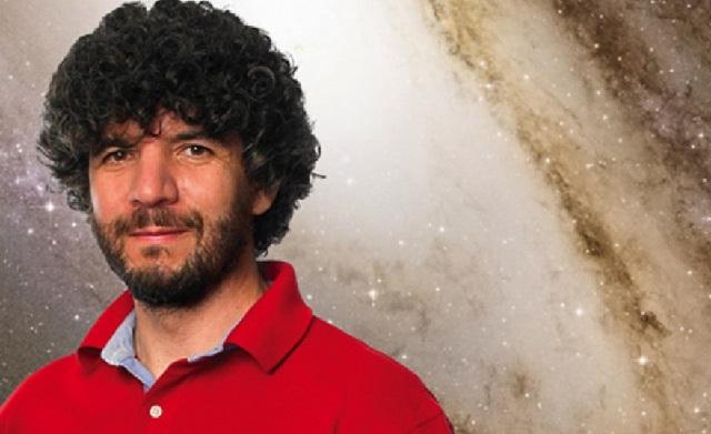 Julio Navarro, la astronomía hecha pasión
