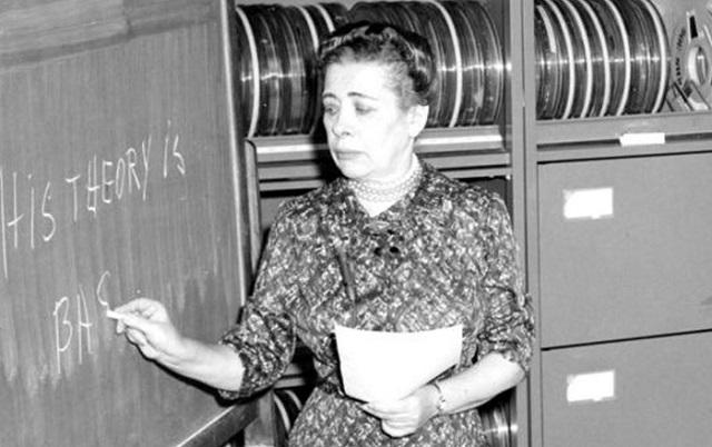 Los inicios de la informática y la programadora Ida Rhodes