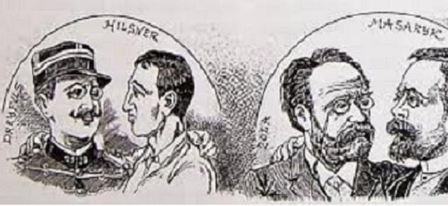 El caso Hilsner