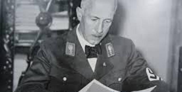 Gottfried Feder, el ideólogo financiero del nazismo