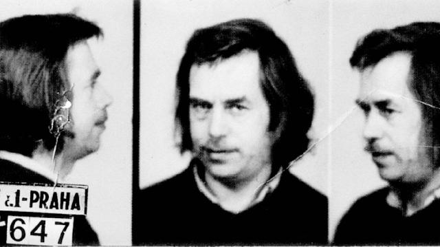 Los años en prisión de Havel (1979-1984)