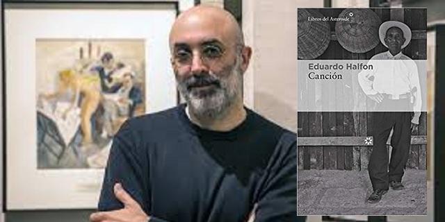 """""""Canción"""", con su autor Eduardo Halfon"""